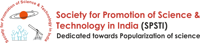 Society for Promotion for Science & Technology in India Logo